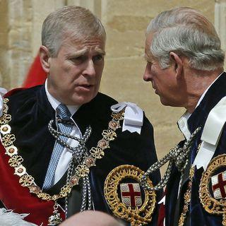Royale Zankereien, Prinz Charles, Prinz Andrew