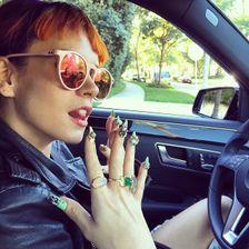 Sonnenbrillen, Lily Allen