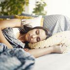 Schlafen, besser schlafen, gesund schlafen, Seitenschläfer