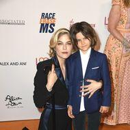 Selma Blair und Sohn Arthur