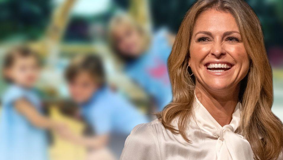 Süße Kleidchen & schickes Hemd: ihre Kids zeigen sich im Partnerlook
