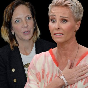 Sonja Zietlow und Daniela Büchner