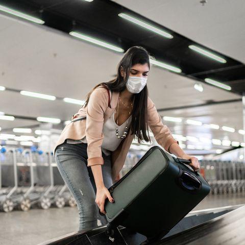 Blinder Passagier : Koffer wiegt plötzlich 3 Kilo mehr