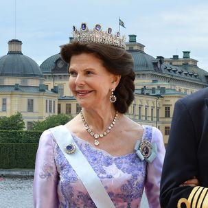 royale Residenzen, Silvia und Carl Gustaf von Schweden
