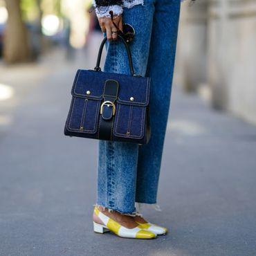 Karottenhosen heißen jetzt Tapered Jeans - und sind extrem stylisch!