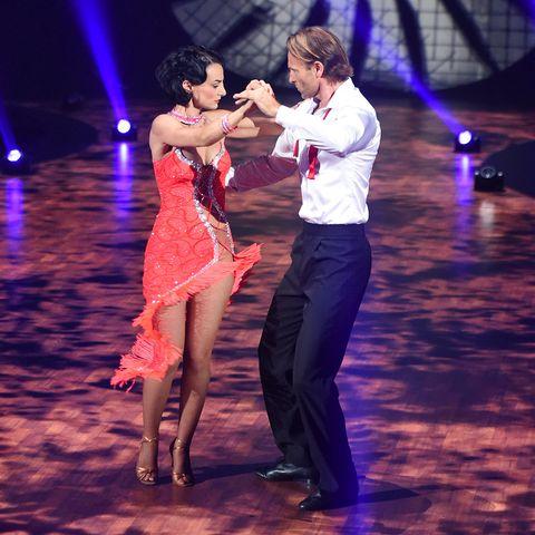 Mimi Fiedler und Bernhard Bettermann lieferten eine feurige Performance!