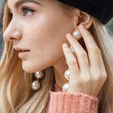 Diese Ohrringe lassen dein Gesicht schlanker wirken