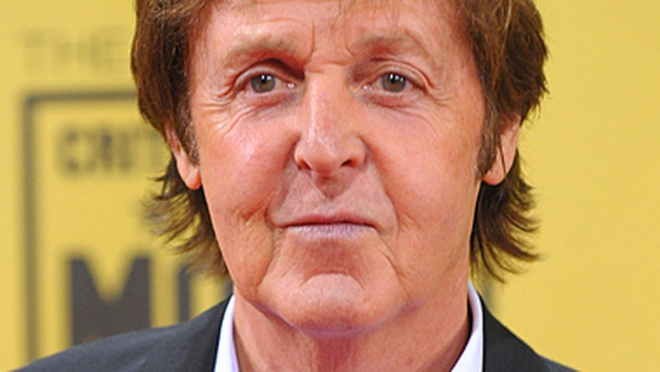 newsline, Paul McCartney