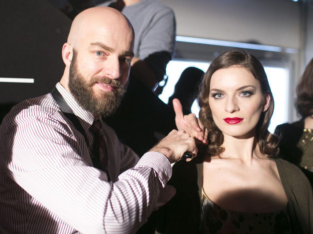 Stefan M. Pauli Salon Geflüster von der Fashion Week   BUNTE.de