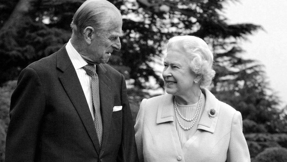 Die Queen trauert um ihren geliebten Mann