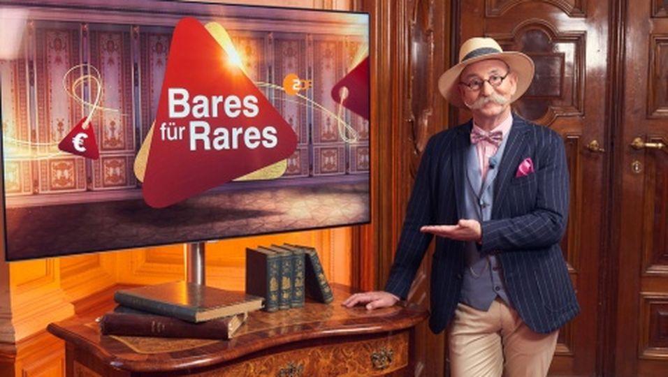 "Heilige Reliquie bei ""Bares für Rares"" erzielt Rekordpreis"