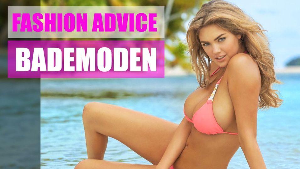 Fashion Advice - Bademoden