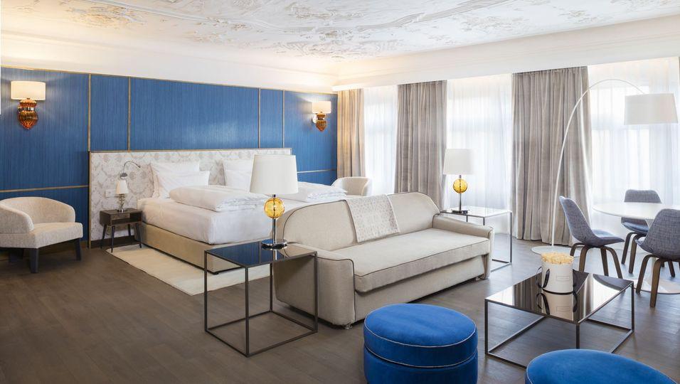 Gewinne einen Trip nach Salzburg - Hotel Stein
