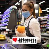 Liebe Supermarkt-Mitarbeiter, ihr seid der Corona-Kummerkasten der Nation gewesen