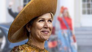 Wie Rotkäppchen: Ihr Prinsjesdag-Look ist märchenhaft