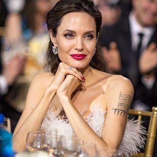 Angelina Jolie Bluthochdruck