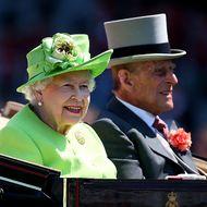 Queen Elizabeth & Prinz Philipp