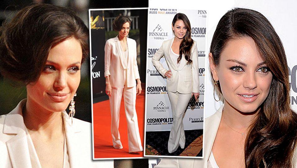 Angelina Jolie, Mila Kunis