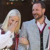 Haakon & Mette-Marit von Norwegen: Bewegende Erinnerungen an ihr erstes Treffen vor 22 Jahren