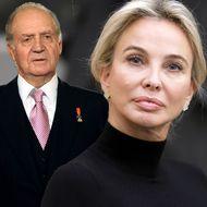 Corinna zu Sayn-Wittgenstein und Juan Carlos von Spanien
