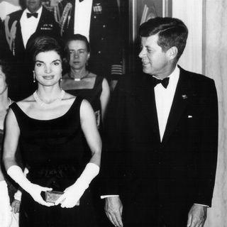 "Jacqueline ""Jackie""Kennedy und JohnF. Kennedy"