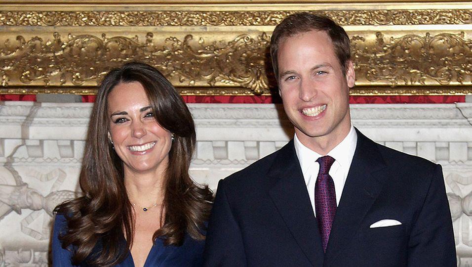 Kate Middleton, Prinz William, neuer Titel