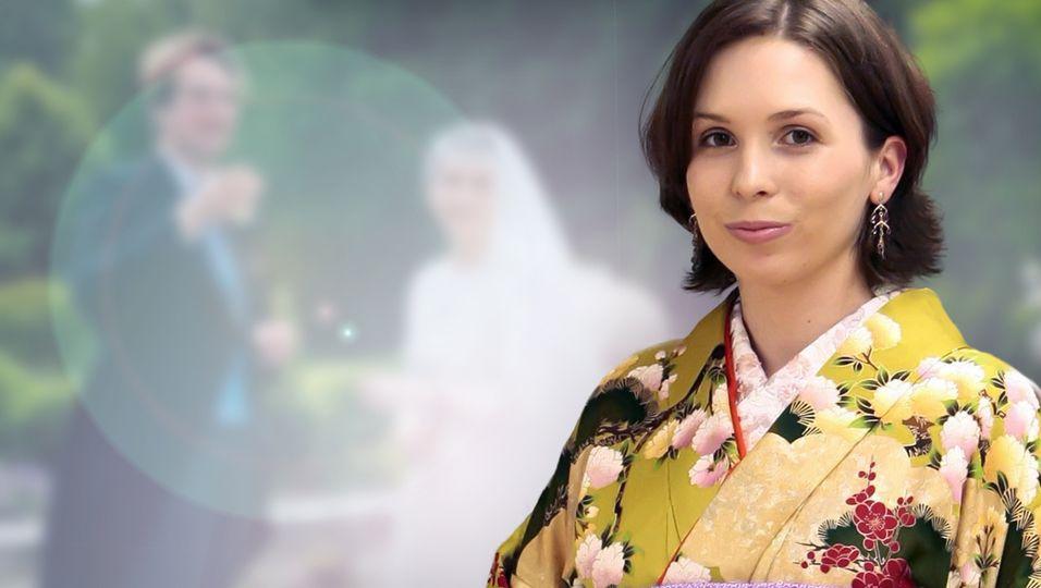 Spitze, Stickerei & XXL-Schleier: Ihr Braut-Look ist ein Traum