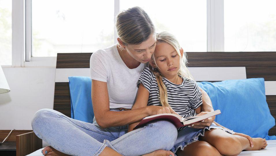 Lesen lernen Kinder