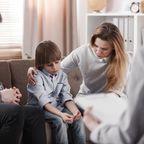 Eltern-Sohn-reden
