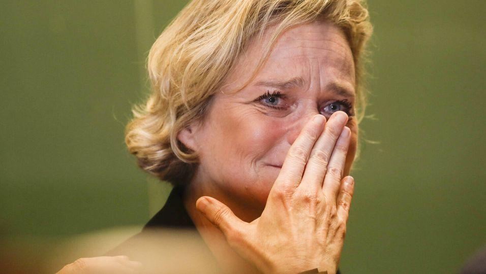Das ganze Königreich blickt auf sie: Tränen-Ausbruch der neuen Prinzessin!