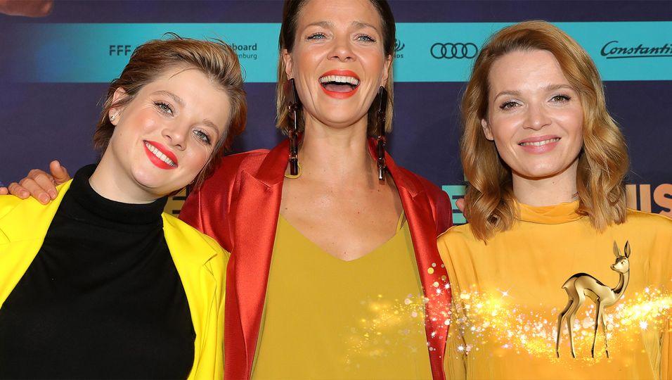Jessica Schwarz, Karoline Herfurth & Jella Haase