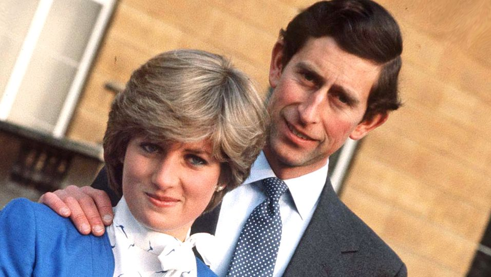 Eiskalt – bereits im Verlobungsinterview lässt Charles Diana abblitzen