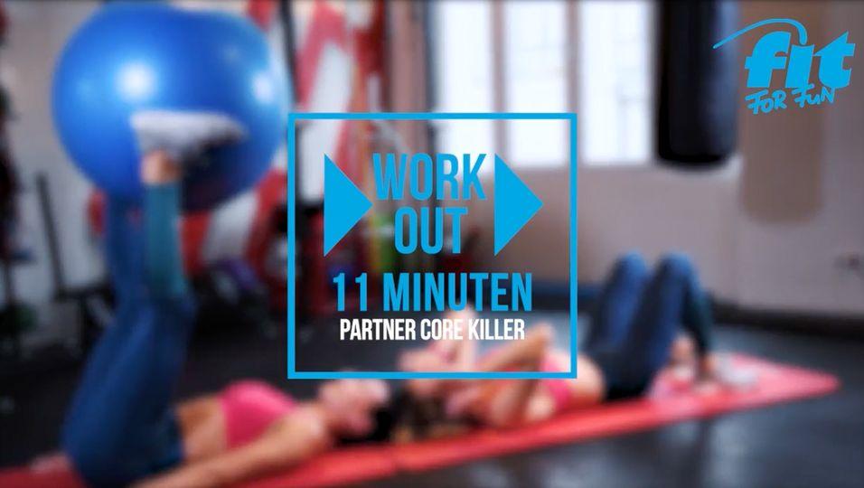 Full Body Workout: Core Killer – 11 Minuten Training
