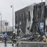Flugzeugabsturz Mailand
