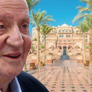 Juan Carlos von Spanien, Emirates Palace Abu Dhabi