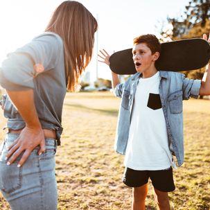 Eltern Kind Konflikte