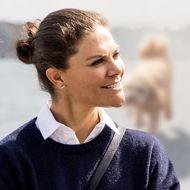 Victoria von Schweden: Mit Überraschungs-Gast zum Termin - und der stiehlt ihr die Show