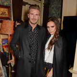 David & Victoria Beckham passen einfach perfekt zusammen - sogar optisch.