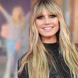 Heidi Klum: Außergewöhnlicher Look: Diese Hose ist wild!
