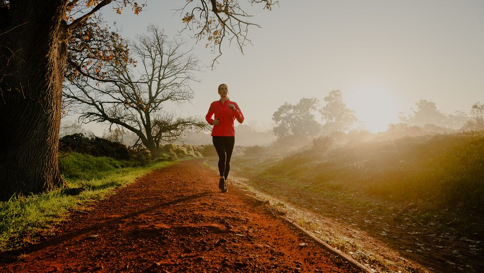 Laufen schneller