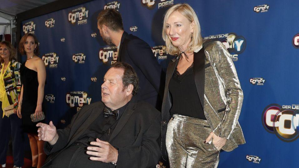 Nach Terminabsagen: Rührender Auftritt beim Comedypreis