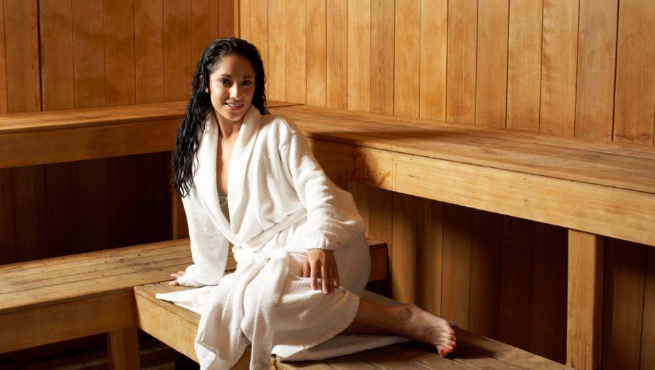 Sauna - Während der Schwangerschaft in die Sauna?