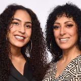 Jessica Wahls mit Tochter Cheyenne