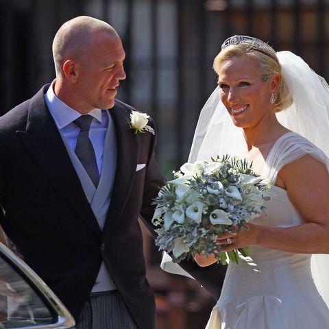 Zara Phillips & Mike Tindall : Sie feiern 10. Hochzeitstag