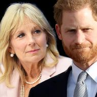 Prinz Harry & Jill Biden