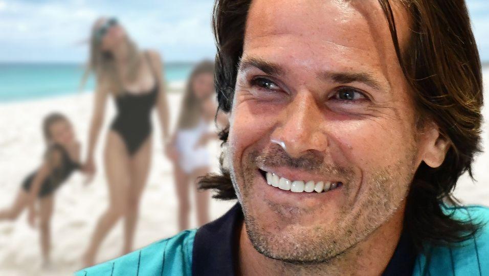 Er spricht über sein Leben nach dem Tennis: Heute ist er Vollzeit-Papa
