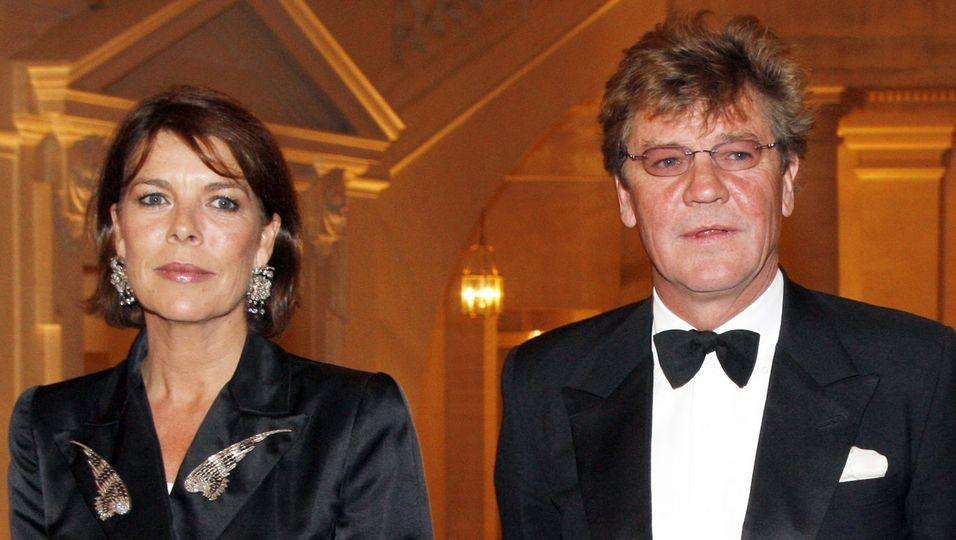 Ernst August und Caroline von Hannover