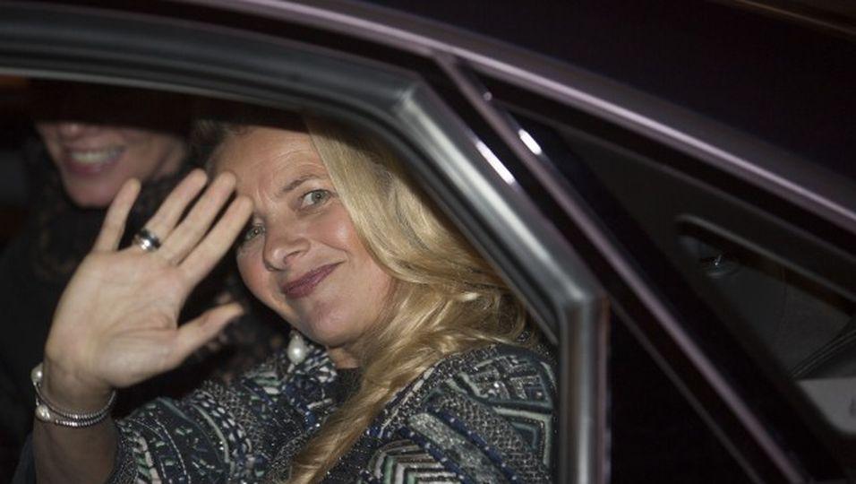 Frisch verliebt - dank Kronprinzessin Marie-Chantal?