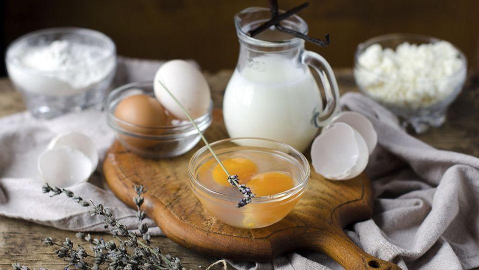 Nahrungsmittelunverträglichkeit - Laktoseintoleranz: Das sind die Symptome