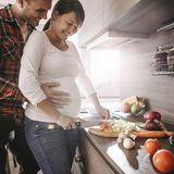 Schwangerschaft Ernährung, Rezepte für Schwangere, Schwangerschaft Lebensmittel